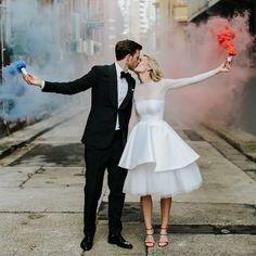 În al patrulea rând de nunta Iulie - Lara Hotz Fotografie