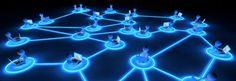 No contexto da informática, uma rede consiste em diversos processadores que estão interligados e compartilham recursos entre si. Antes, essas redes existiam principalmente dentro de escritórios (rede local), mas com o passar do tempo a necessidade de trocar informações entre esses módulos de process