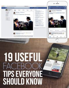 19 Things You Didn't Know You Could Do On Facebook#.gh8kY8jwMX#.gh8kY8jwMX
