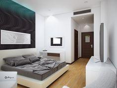 modern hotel room interior design ideas