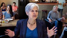 theonion:  Ruby Tuesday Waiter Warns Jill Stein Her Green Party Response To Trump Speech Disrupting Other Diners LEXINGTON MAInterrupting the two-time presidential candidate in the middle of her speech a member of the Ruby Tuesday waitstaff reportedly warned Jill Stein Tuesday evening that her official Green Party response to President Trumps congressional address was disturbing the restaurants other patrons. Excuse me maam but if you wouldnt mind lowering your voice a bit so other guests…