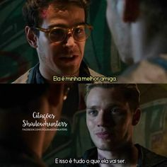 Wallpaper Memes, Clary E Jace, Isabelle Lightwood, Clace, Shadow Hunters, Cassandra Clare, The Mortal Instruments, Pretty Little Liars, Teen Wolf