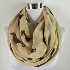 Cheap voile scarf, Buy Quality shawl scarf directly from China designer scarf Suppliers: Newly Design Women's Fashion Accessories Dachshund Dog Print Long Voile Scarf Shawl Scarves Drop Shipping Fashion Brand, Womens Fashion, Fashion Design, Women Accessories, Fashion Accessories, Dachshund Dog, Dachshunds, Designer Scarves, Long Scarf