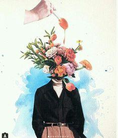 "#wattpad #poetry 01:27 Özlersen aklına şu dört kelime gelsin olur mu  ""ben onu çok özledim"". Metamorphosis Art, Surealism Art, Psy Art, Watercolor Artwork, Collage Art, Art Inspo, Flower Power, Iphone Wallpaper, Art Drawings"