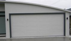 Afficher l'image d'origine Garage Doors, Outdoor Decor, Home Decor, Decoration Home, Room Decor, Carriage Doors, Interior Decorating