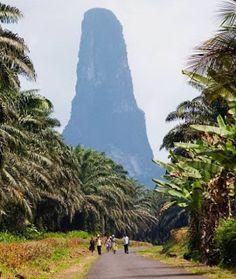Reizen naar Sao Tome and Principe: ontdek de bijzondere en ongerepte natuur http://www.naturescanner.nl/afrika/sao-tome-en-principe