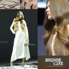 BRONDE LUXE autumn winter collection WELLA 2016 by brockmannundknoedler ITVA Berlin   #trendreveal #wellafamily #wellaglobalcreativeartists  #wellalove #thankyouwella  #weloveourwork #brockmannundknoedler #brondeluxe #organichaircolor   www.brockmannundknoedler.de  Photocredit: Verena Knemeyer