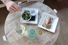 ¿Un aperitivo? También con Vichy Catalan... Momento #vichycatalanfood #foodies