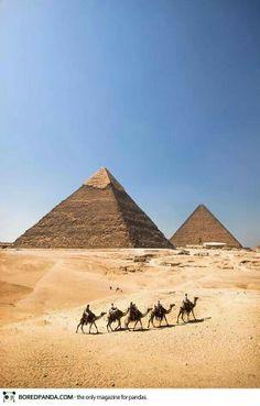 Las pirámides de Egipto!!!