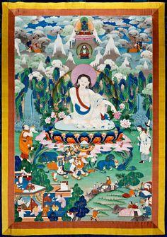 #Buddhism · Drinking the Mountain Stream - Songs of Tibet's Beloved Saint, Milarepa