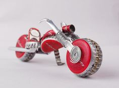 Budweiser Redneck Chopper purdy gift fer by RedneckTraysures, $35.00
