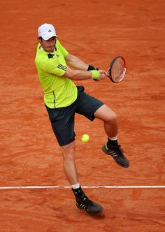 Andy Murray- RolandGarros