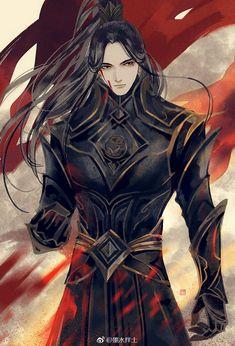 Character Design Animation, Character Art, Simple Character, Boy Art, Art Girl, Fantasy Art Men, L5r, Handsome Anime, China Art