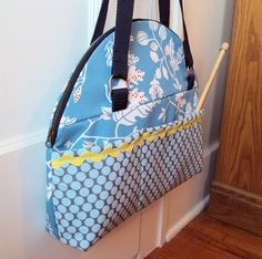 Take Me Away - Weekend Bag Pattern & Photo Tutorial by J L Stephens Couture