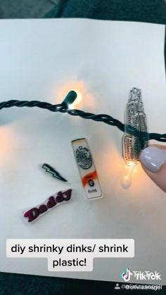 Diy Crafts To Do, Diy Crafts Hacks, Diy Arts And Crafts, Cute Crafts, Easy Crafts, Diy Projects, Circuit Projects, Easy Diy, Diy Pour Enfants