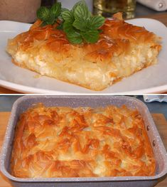 Greek Cooking, Spanakopita, Greek Recipes, Macaroni And Cheese, Food And Drink, Pizza, Cooking Recipes, Breakfast, Ethnic Recipes