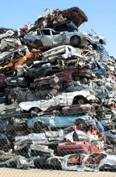 junkyard cars - Google Search