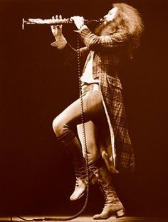 Ian Anderson of Jethro Tull -- Thick As A Brick!