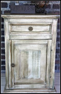Whimsical Perspective: Meet Old Ochre: My Annie Sloan Chalk Paint Color Review