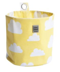 Färg & form, Wolk, Ronde wandopberger, Groot, Geel Groot, Toys Shop, Baby Shop, Clouds, Tote Bag, Kids, Shopping, Young Children, Boys