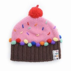 Dylan's Candy Bar Strawberry Cupcake Hat   Dylan's Candy Bar