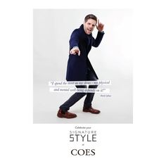 New Signature style campaign for Coes — WHAT associates Ltd Signature Style, Looks Great, Campaign, Take That, Product Launch, Photoshoot, News, Model, Photography