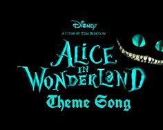 Alice no País das Maravilhas - Música Tema #2