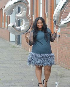 And then you're 30! Special bday post up, www.supersizemyfashion.com (or link in bio). #psblogger #psfashion #supersizemyfashion #30 #thirtyflirtyandthriving