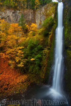 Columbia River Gorge National Scenic Area | Darren White Photography