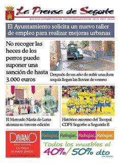 La Prensa de Segorbe nº 176 Julio 2014