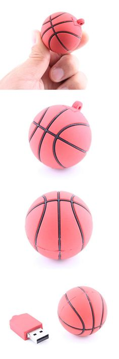 Basketball USB Flash Drive That's a great gadget ! Check our collections http://www.kctech-maxpro.com