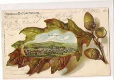 Gruß aus Bad Salzschlirf 1901