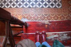 Liivia Sirola/Krakow/VIA Carpet Tiles, Krakow, Entryway Tables, My Photos, Carpets, Furniture, Home Decor, Farmhouse Rugs, Rugs