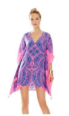 cef6fce73ceaf Lindamarie Silk Caftan Summer Dresses For Women