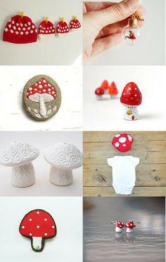 Mushrooms! :)