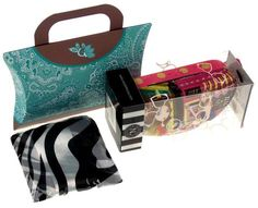 2925a5702 Nicole Lee Cupcake Girl Sunglasses Hard Case Sheer Zebra Scarf Gift Box - FUNsational  Finds -