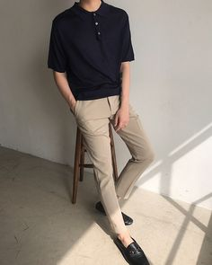 122 marvelous urban clothing forever - page 1 Old Man Fashion, Korean Fashion Trends, Mens Fashion, Urban Outfits, Trendy Outfits, Mode Ulzzang, Ulzzang Fashion, Mens Clothing Styles, Streetwear Fashion