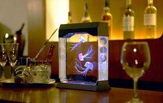small aquarium design for table ideas