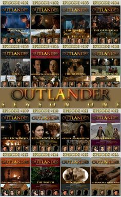 Gotta love Outlander as it's a contender for Braveheart's spot in Scot's heart!!