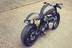 Triumph Thruxton Cafe Racer by Mean Machines #motorcycles #caferacer #motos | caferacerpasion.com
