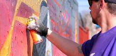 Graffiti Wall, Magazine, Blog, Magazines, Blogging, Warehouse, Newspaper