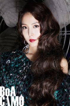 BoA、新プロジェクト「CAMO」第2弾予告映像を公開…クラスが違う美貌に視線集中 - K-POP - 韓流・韓国芸能ニュースはKstyle