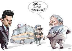 Paixão | Gazeta do Povo  Um retrato autêntico da megalomania!