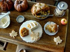 Fall treats by Kim Saulter