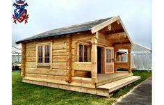 Scandinavian K1 Log Cabins 6