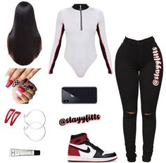 Fashionable Outfits for Teens Nike Outfits, Swag Outfits For Girls, Cute Swag Outfits, Teenage Girl Outfits, Cute Outfits For School, Cute Comfy Outfits, Girls Fashion Clothes, Teen Fashion Outfits, Trendy Outfits