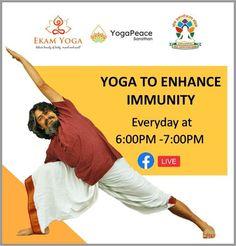 Yoga Teacher, Yoga Inspiration, Join, Facebook, Learning, Live, Healthy, Corona, Studying