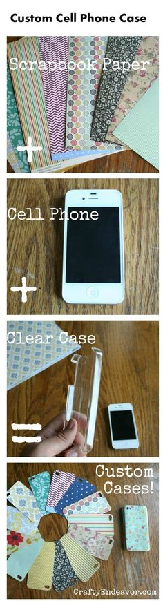 Crafts and DIY Community: Custom Cell Phone Cases | Crafts and DIY Community