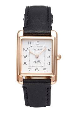 Classic Coach Watch #giftsforher