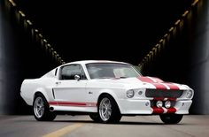 Instamotores — Ford Mustang Shelby GT500E    Les gusta?...
